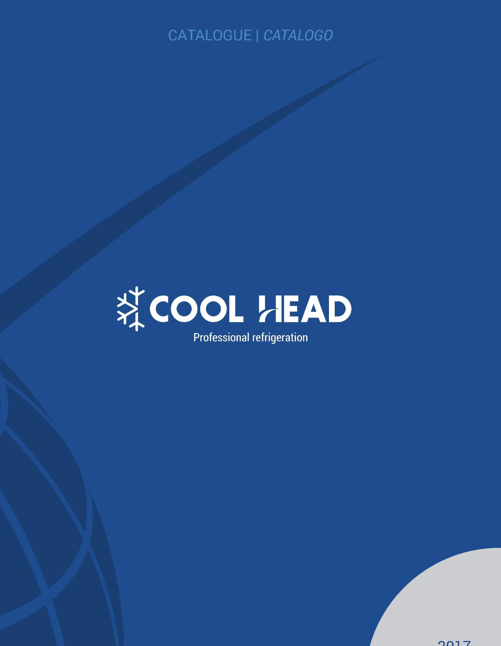 Catalogo 2018 Cool Head