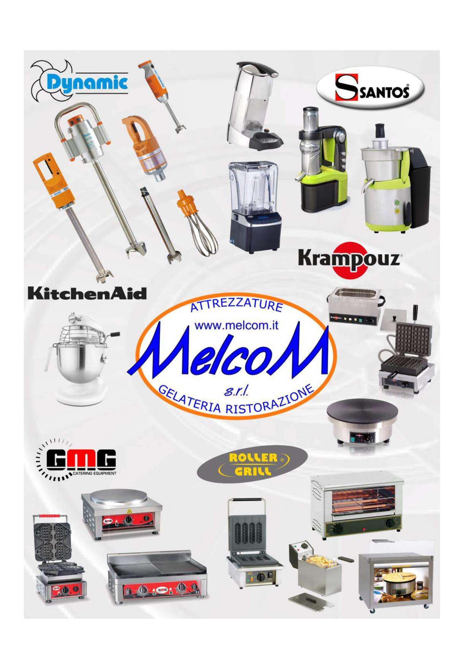 Catalogo 2017 Melcom