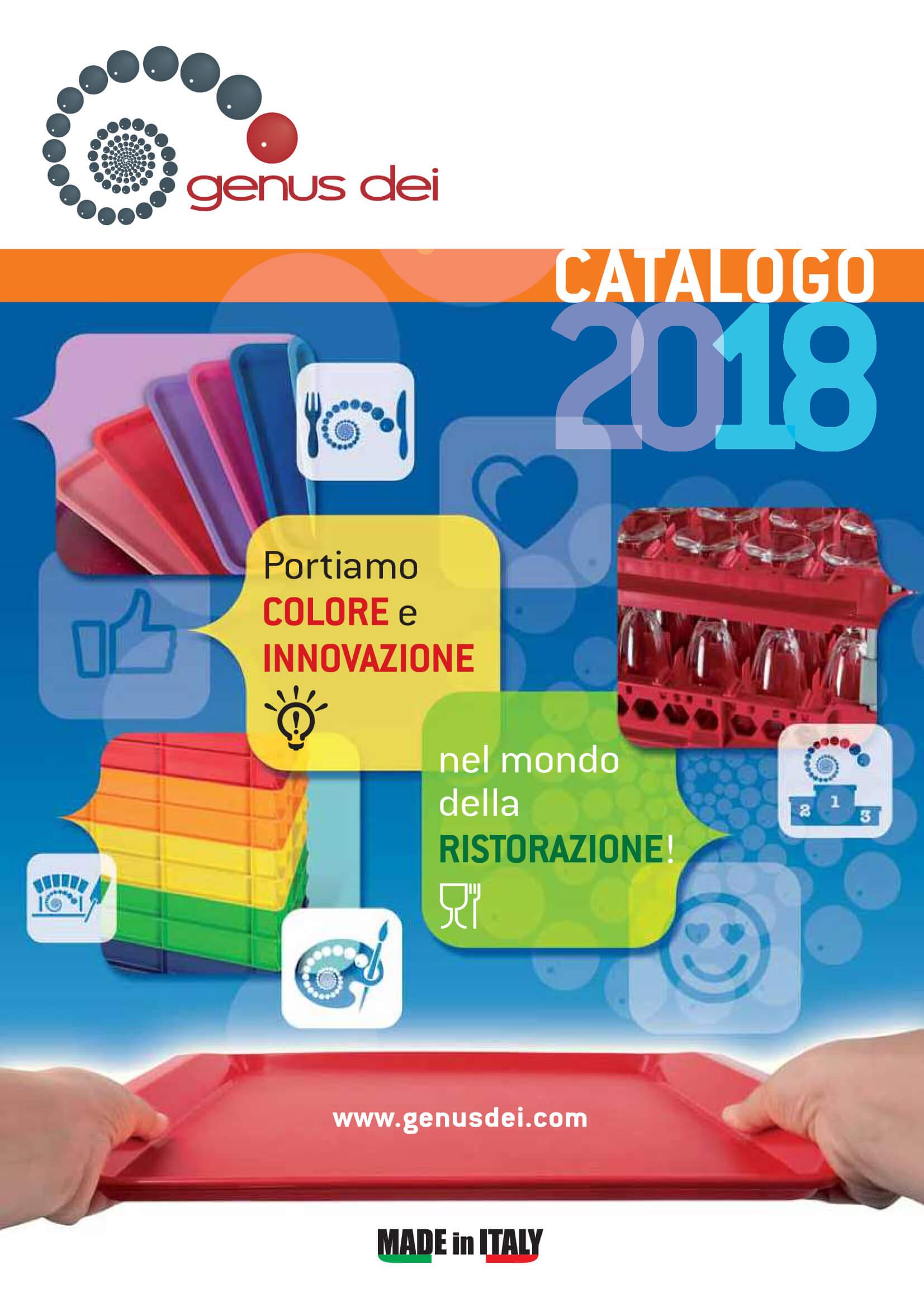 Catalogo 2018 Genus Dei
