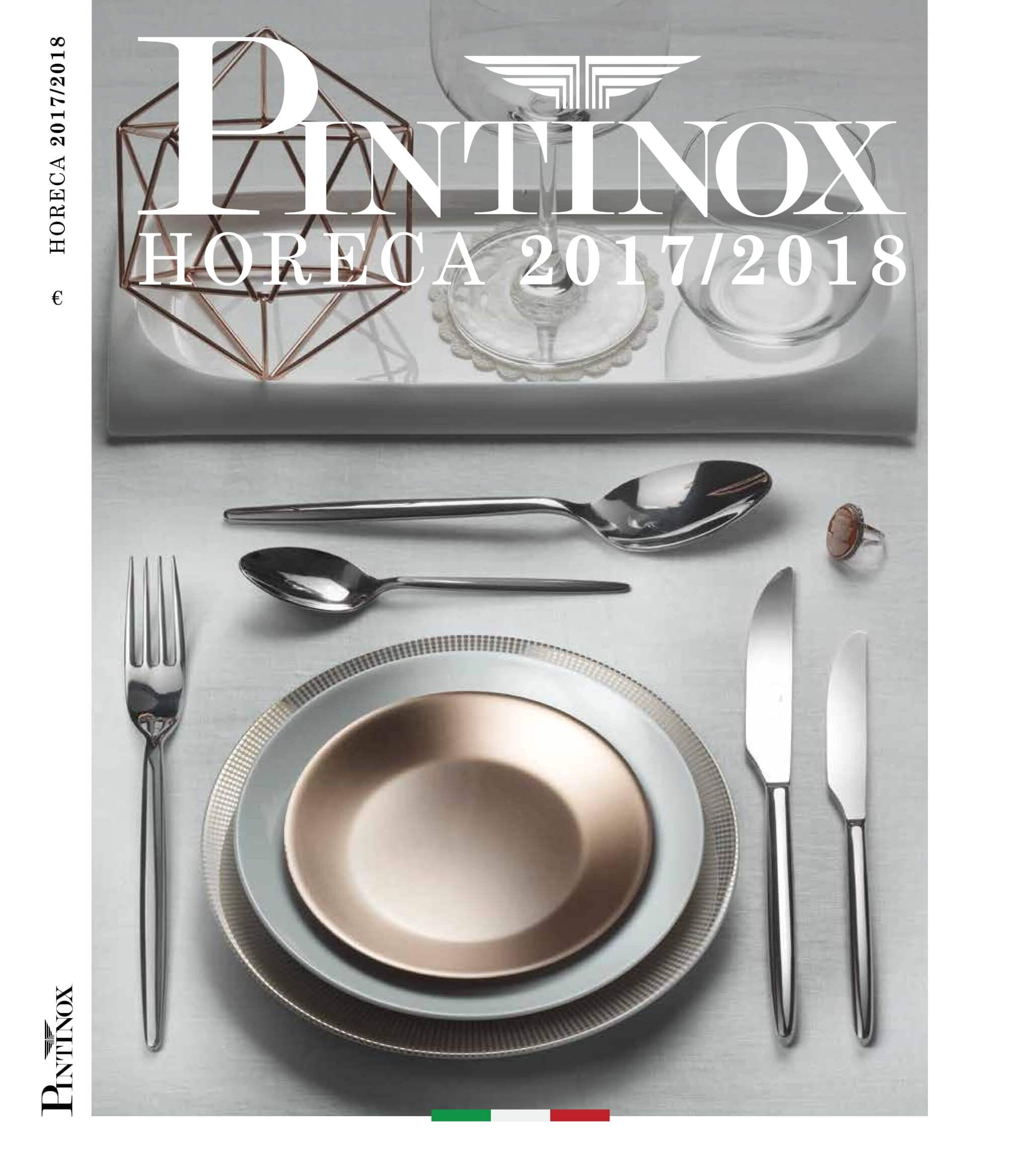 Catalogo Horeca Pintinox 2017-18